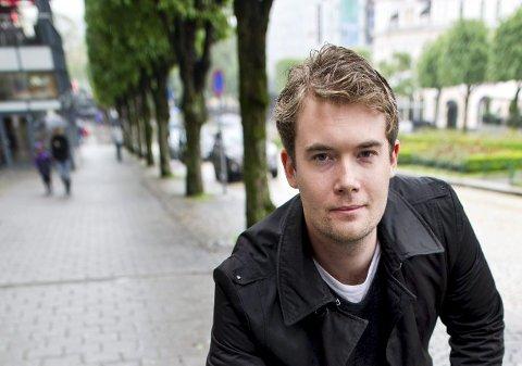 VIL HA MAKT: Erland Horn og Venstre vil se til Ap om det ikke blir borgerlig flertall i Bergen.