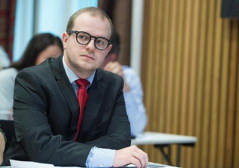 Erik Skutle tapte kampen om femteplassen på Hordaland Høyres valgliste.
