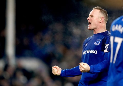 Everton og Wayne Rooney viser glimrende form etter at Big Sam tok over på Goodison Park.