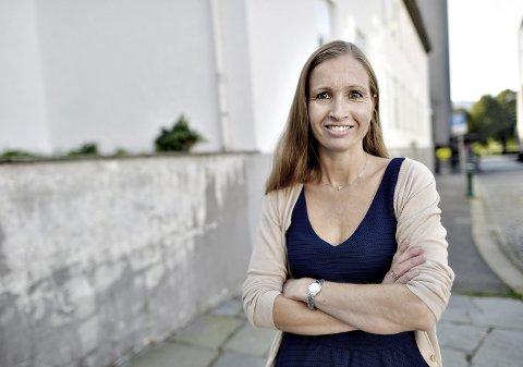 Krystallklar: Kulturbyråd for Venstre, Julie Andersland, mener Bergen ikke har plass til to «operahus». Hun er også klar på at Bergen Nasjonale Opera og Opera Bergen ikke kan sammenlignes når det kommer til organisasjon og finansielt.