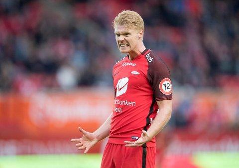 Vi holder Sivert Heltne Nilsen og Brann som favoritter mot Ranheim, men nyopprykkede lag er skumle i starten!