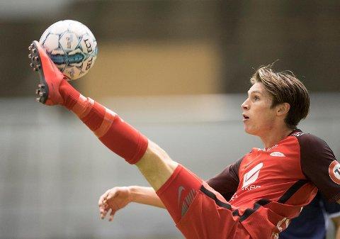 Kasper Skaanes selges til Start.