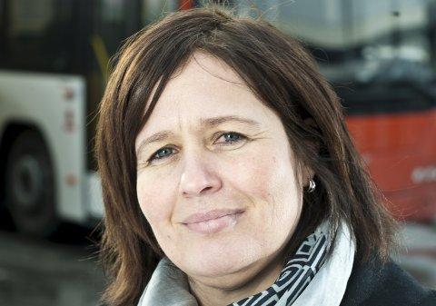 Leder for Trafikktilbud i Skyss Målfrid Vik Sønstabø