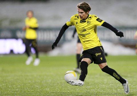 Kasper Skaanes kan skyte Start opp, og Lillestrøm ned fra eliteserien.
