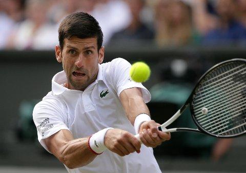 Novak Djokovic trakk det lengste strået og sørget for et historisk tiebreak i siste sett.