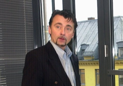 Jarl Frank Tandberg (1959-2021)