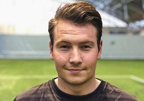 Fra Viking til RIL C: Christer Ingebrigtsen var en gang et lovende spisstalent i Viking. Nå kjemper han for overlevelse i 5. divisjon med lagkameratene i RIL C.