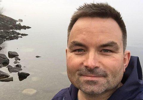 NY DAGLIG LEDER: Kjartan Albrigtsen har tatt over jobben som daglig leder på Gym 2000.