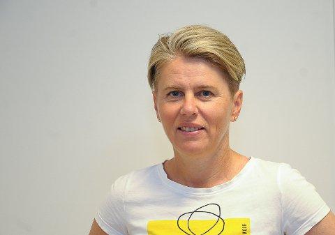 NY JOBB: Hanne Tuft slutter som undervisningsinspektør ved Krøderen skole for å bli avdelingsleder på Stalsberg.