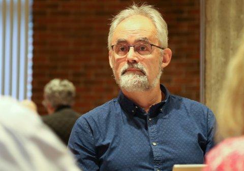 Stortingskandidat: Geir Oldeide i Raudt lovar reverseringskamp for både fylke og kommune om han hamnar på Stortinget.