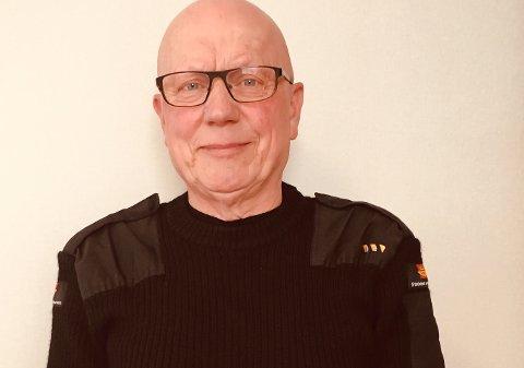 Rolf Helge Fjell, faggruppeleiar trafikantavdelinga Vestland i Statens Vegvesen.