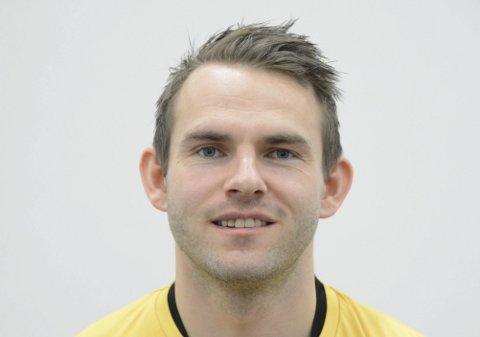 TIL SOGNDAL: Endre Kupen (29) var måndag til stades på Fosshaugane Campus for å forhandla om sin personlege kontrakt med Sogndal. Spissen kjem frå Bodø/Glimt.