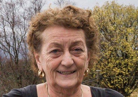SOGN OG FJORDANE: Kjellfrid Bøthun oppfordrar til å velje toppkandidatar som vil reversere samanslåinga av Sogn og Fjordane og Hordaland. Ho er spesielt spent på Ap og Sp sine kandidatar.