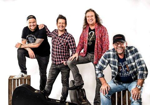 Boybandet Landeveiens Helter, som består av Stian Thorbjørnsen,  Lars Erik Blokkhus,  Dag Ingebrigtsen og Rune Rudberg, er lørdag klare for delfinalen i MGP med låten «Alt det der».
