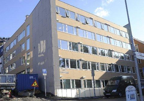 Villa Solborg. Arkivfoto