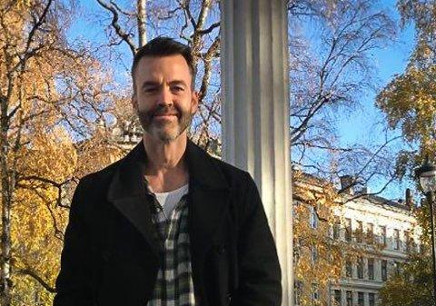 STATIST: Thomas Hanssen (38) har statistrolle i den kommende filmen Kampen om Narvik.