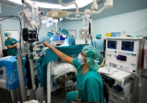 UTREDNINGENE FORTSETTER: Nå skal utredningene av Mjøssykehuset over i konseptfasen