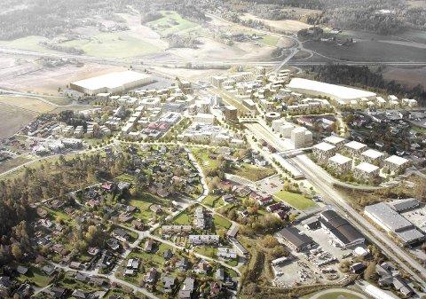 PÅ VEI: Ikea er på vei til Vestby, noe mange tror vil utløse en rekke nye investeringer.