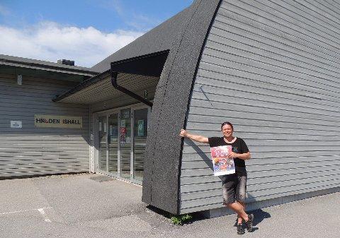 10 ÅR SIDEN SIST: For første gang på 10 år blir det 17.mai diskotek i Halden ishall.
