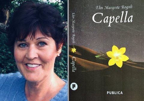 SKRIVER: Elin Margrete Rognli som vokste opp i Klepperveien, er aktuell med sin fjerde roman.