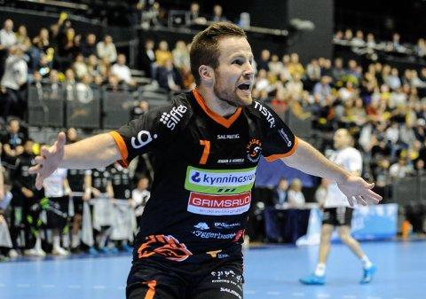 CUP: Hans Fredrik Cordt-Hansen og HTH møter Viking TIF fra Bergen i cupens åttedelsfinale.