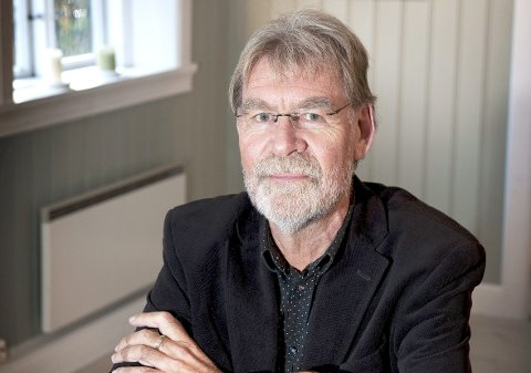 FØDSELSDAG: Jan de Vibe er 75 år. Arkivfoto: Stein Johnsen