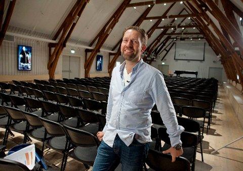 ÅPNER:Leif Ove Andsnes åpner sesongen på Baroniet i morgen. I august kommer andre runde Rosendal Kammermusikkfestival.