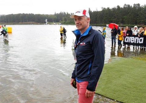 TAR SIKKERHETEN PÅ ALVOR: Ironman-sjef Ivar Jacobsen.