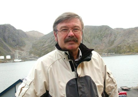 Ulf Syversen melder seg på i debatten om Nordkapplatået.