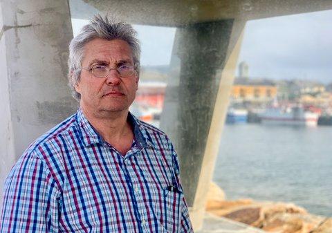 KRITISK: Sigurd Richardsen er sterk kritisk til nominasjonsprosessen i Finnmark SV.