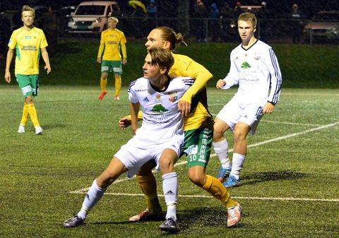 Jesper Andreasson og Ull/Kisa 2 ble for sterke for Ola Vestreng og AHFK.
