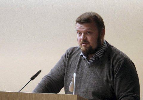 TI: Thomas Rundbråten (Ap) mente Holmestrand måtte klare å ta inn ti flyktninger i år.