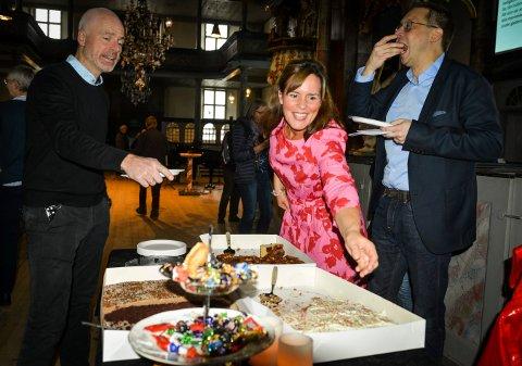GLEDER SEG: Programmet for Glogerfestspillene 2020 er klart. Kunstnerisk leder Isa Katharina Gericke har store forventninger til åpningskonserten.