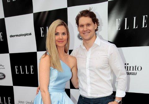 UTSETTER BRYLLUPET: Silje Norendal og Alexander Bonsaksen skulle ha giftet seg i Italia i juli, men nå er bryllupet utsatt til neste år.