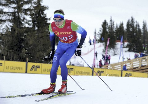 GOD SESONG: Andreas Kirkeng avsluttet en god sesong på Gålå i helga. Det ble en meget sterk sjetteplass sammenlagt i norgescupen på Gullaug-gutten.