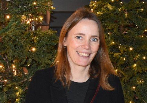 Maria Krüger Enge Kirkesæther er leder i handelsrådet i Vest-Lofoten Næringsforening.