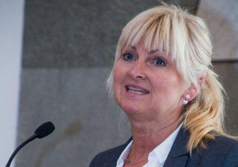 Rita Iren Nordheim.