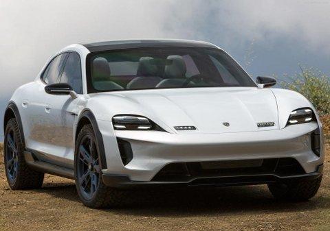 Mission E Cross Turismo har firehjulstrekk og ifølge Porsche god innvendig plass. I elbil-landet Norge er det en meget god kombinasjon.