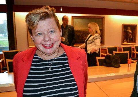 VARSLER ENDRING: Fylkesråd for utdanning i Viken, Siv Henriette Jacobsen, forteller at årets spesielle inntakssystem til videregående skole ikke blir videreført neste år.