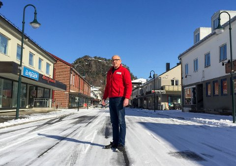 BIDRAR GJERNE: Leder Steinar Lian i Nord-Trøndelag Røde Kors tror frivilligheten kan spille en viktig rolle under den kommende massevaksineringa av innbyggerne.