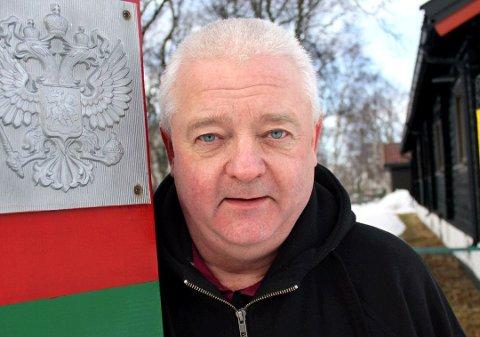 FENGSLET: Finnmarkingen Frode Berg har sittet isolert i en celle i høysikkerhetsfengselet Lefortovo i Moskva i to uker og er varetektsfengslet fram til 5. februar.