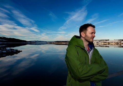 DRØMMELAND: Knut Anders Sørum er stolt over å laget musikk til den kommende animasjonsfilmen «Troll: Kongens hale».