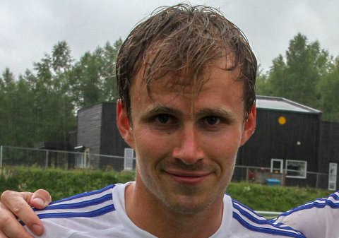 Tor Håkon Sveen kom inn ved pause og både scoret og la opp til mål mot Nordre Land.