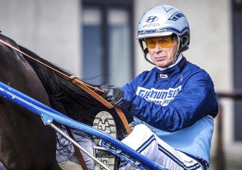 Historisk: I fjor ble Frode Hamre historisk da han tok fire V75-seiere i samme runde. På Drammen lørdag gjentok han bragden.