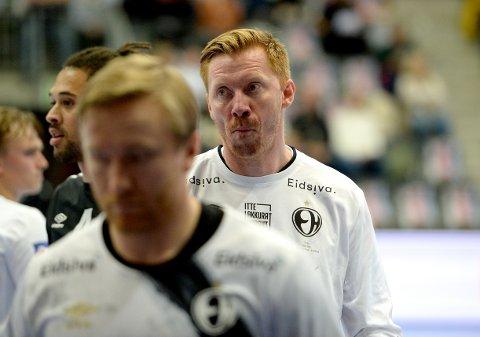 KUN ELVERUM: Børge Lund har sagt opp sin stilling i landslaget for å konsentrere seg fullt og helt om jobben i Elverum. - Det er éne og alene min avgjørelse, og selv om valget har vært vanskelig, føles det helt riktig, sier 42-åringen.