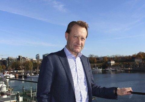 DRAPSTRUET: Motstandere av deponi i Brevik har levert skriftlig anonyme drapstrusler mot NOAH-eier Bjørn Rune Gjelsten, hans kone og datter. Truslene ble levert hjemme på døra i Oslo. Saken er under etterforskning av politiet i Oslo.