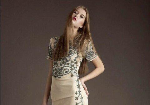 Linn Berg Ousdal (17) har en stor interesse for mote, og har hatt flere modelljobber.