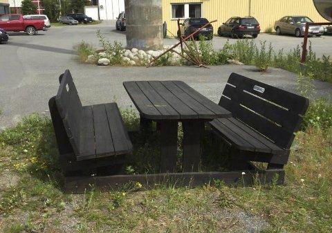 SAVNET: Sittebenk er sporløst forsvunnet fra Furuhald på Helgelandsmoen.
