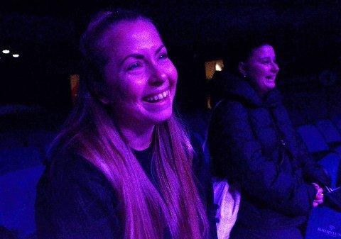 GRÅTER AV GLEDE: Endelig får Koreograf Therese Knoph-Sullands og elevene ved Musikalkollektivet ta imot publikum igjen. - De er så flinke!