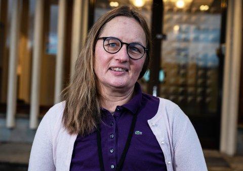 Kommuneoverlege i Ringerike, Karin Møller.